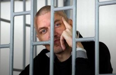 Клых написал письмо Сенцову с призывом прекратить голодовку