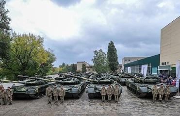 Украинская армия получила партию военной техники