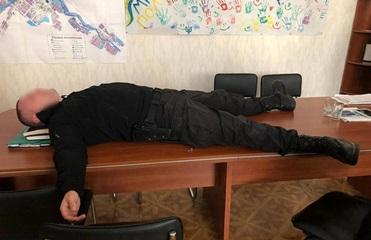 СБУ задержала на взятке бывшего комбата Харьков-1