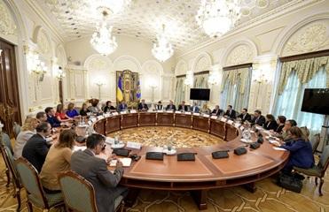 У Порошенко готовят новый закон под выборы