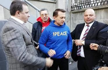 Бывший муж Подкопаевой вышел под залог