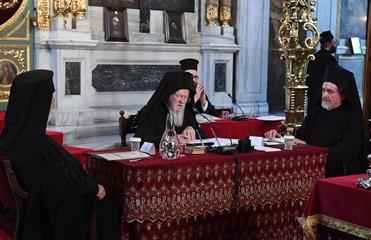 Томоса нет. Синод согласился дать УПЦ автокефалию