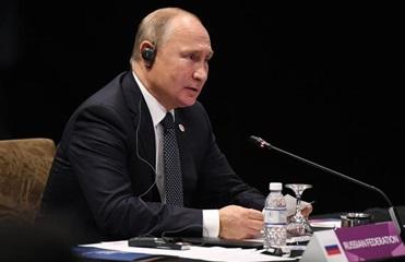 Путин ответил критикам