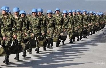 США и Украина: Донбассу необходимы миротворцы ООН