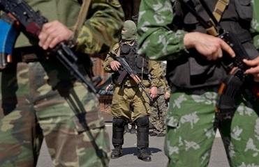 В Краматорске сдался 47-й с начала года боец