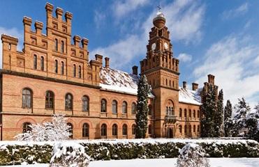 В Черновцах отключили отопление в университете