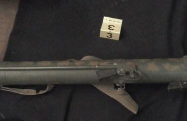 В Луганской области нашли тайник с оружием