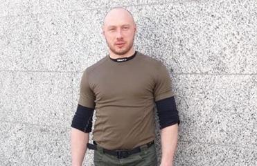 Освобожденный в Иране моряк вернулся в Украину