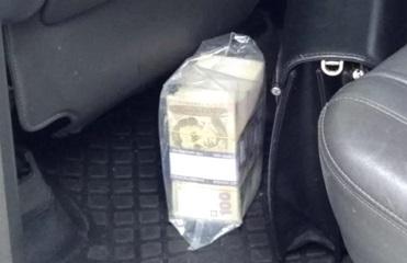 Глава Донецкого облавтодора задержан на взятке в 300 тысяч