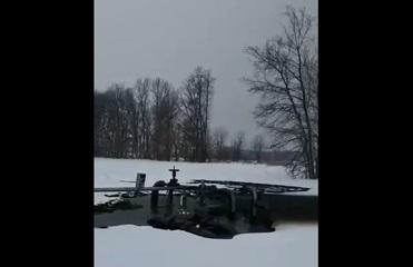 В Сумской области прорвало нефтепровод