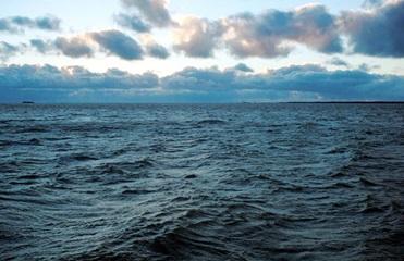 В Балтийском море погиб украинский моряк