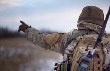 На Донбассе исчез украинский военный