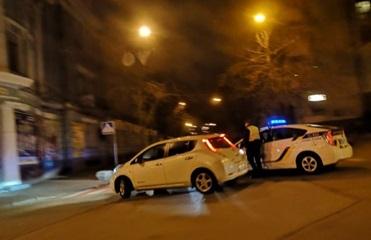 В Киеве полиция перекрыла улицы вокруг АП