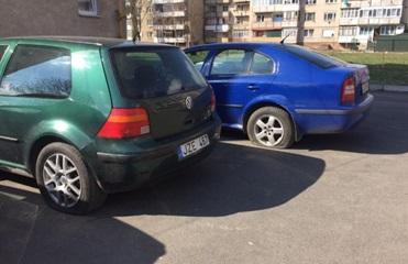 Житель Берегово повредил ножом 14 авто и ранил соседа