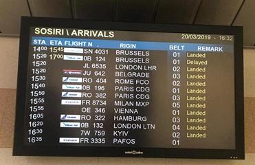Два иностранных аэропорта исправили Kiev на Kyiv