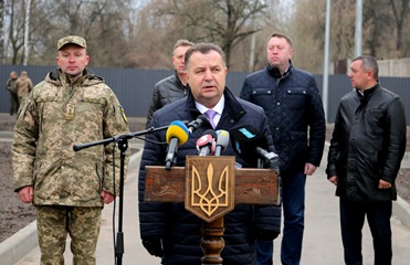 ВСУ получили 120 новых образцов техники – Полторак