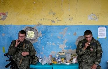 На Донбассе сохраняется