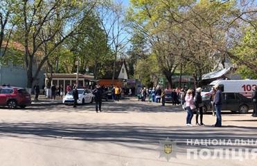 В Одессе и Харькове телефонные