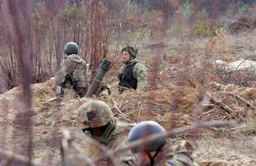 На Донбассе за день 10 обстрелов, ВСУ без потерь