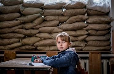 В ЮНИСЕФ заявили о резком росте обстрелов школ на Донбассе