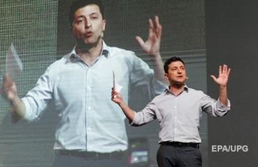 Он побежал — и все побежали. Старт выборов в Украине