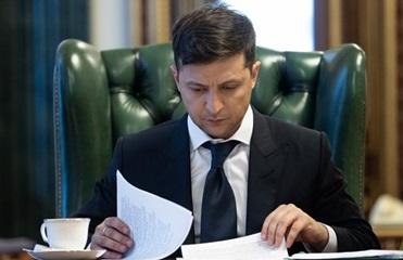 Зеленский уволил посла Украины в Швеции