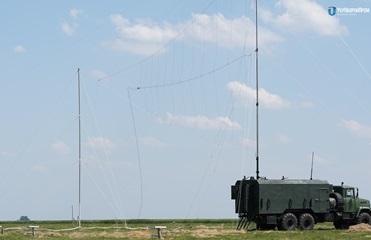 В Харьковской области испытали военную