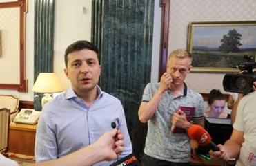 Зеленский рассказал о встрече с Ахметовым