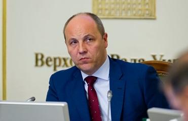 Парубий обратился в ГПУ и СБУ из-за Клюева и Шария