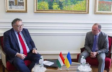 Венгрия хочет создать анклав на Закарпатье - МИД