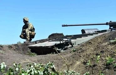 На Донбассе за сутки ни одного обстрела
