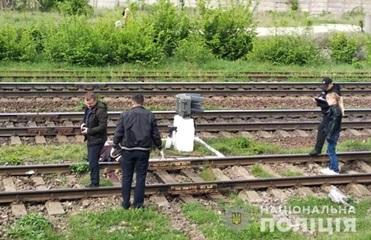 Два смертельных случая на железной дороге произошло в Черниговской области
