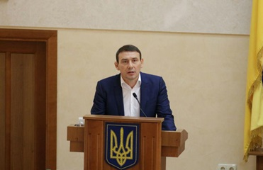 Избран новый глава Одесского облсовета