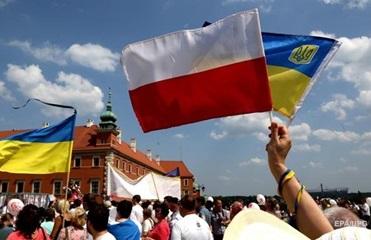 В Польше легально работают почти полмиллиона украинцев