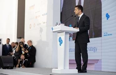 Зеленский назвал условия выборов в