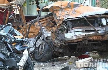В Винницкой области в ДТП погибли три человека