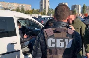 В Черкассах на взятке задержали начальника налоговой инспекции