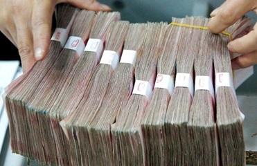 Украина резко увеличила продажи гособлигаций