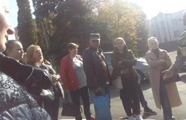 Работники военкомата в Тернополе ловили призывников на улице посреди ночи