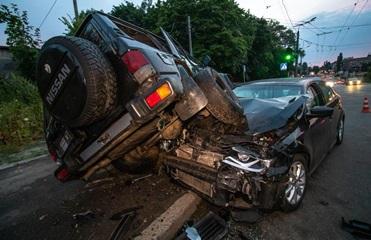 В Украине с начала года погибли более 2,7 тысяч человек в ДТП
