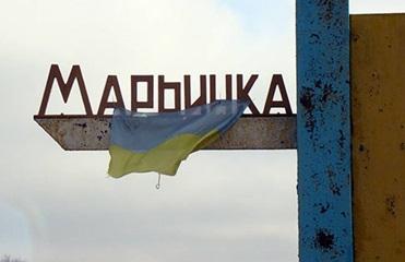 В Марьинке обесточены десятки домов из-за непогоды