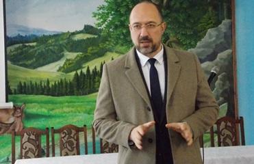 Гончарук внес кандидатуру на пост главы Минрегиона