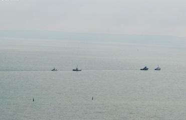 Украина подала протест на действия России в Азовском море
