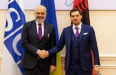 Украина откроет посольство в Албании