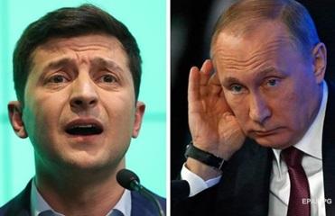 Планов встречи Путина и Зеленского нет - Песков