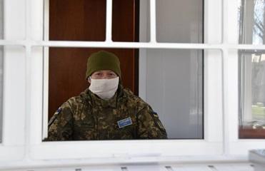 В Украине военные подготовили госпитали для больных COVID-19