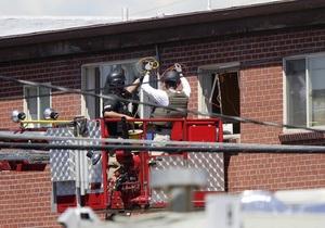Полиция разминировала квартиру подозреваемого в стрельбе в Колорадо