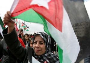 В Иордании женщины провели демонстрацию с требованием политических реформ