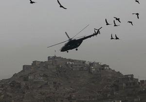 Россия поставит в Афганистан 21 вертолет