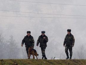 На Буковине задержали самую крупную в этом году партию контрабандного спирта
